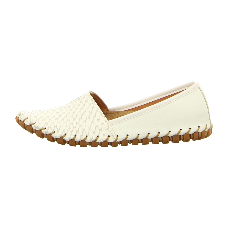 Gemini Chaussures Pantoufles 031203-29 001 blanc (blanc) NEUF