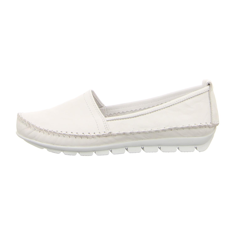 Gemini chaussures Pantoufles 003122-01 001 blanc (blanc) NEUF