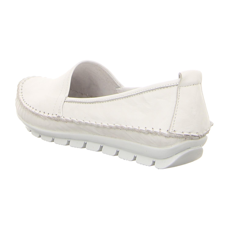 Gemini Schuhe Slipper 003122-01//001 weiss NEU weiß