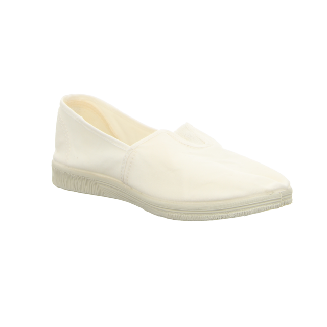 Natural World - 615-505 - Camping Tintado - blanco - Slipper