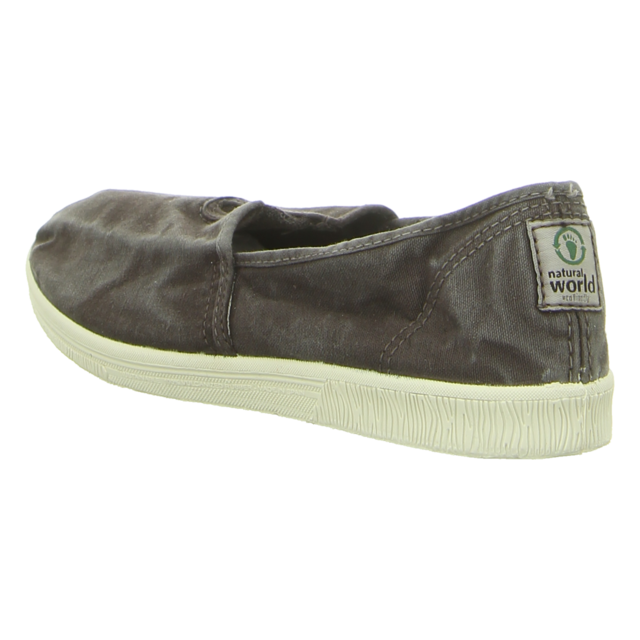 Natural World - 615E-601 - Camping Enzimatico - negro enzimatico - Slipper