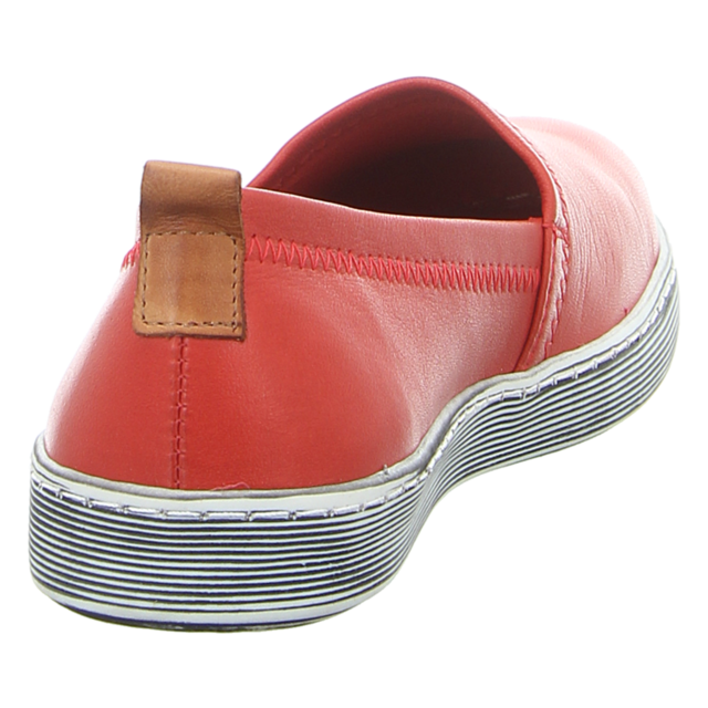 Andrea Conti - 0027000021 - Da.-Slipper - rot - Slipper