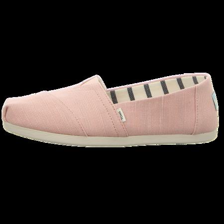 Slipper - TOMS - Alpargata - pink