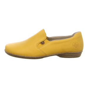 Slipper - Rieker - gelb