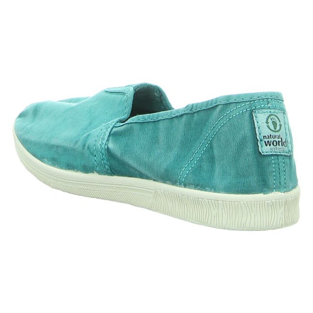 Natural World - 615E-660 - Camping Enzimatico - menta enzimatico - Slipper