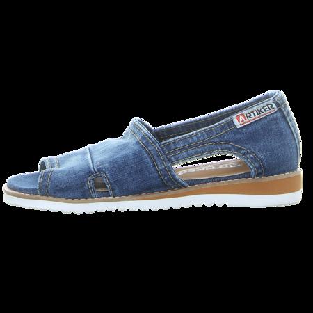 Slipper - Artiker - jeans