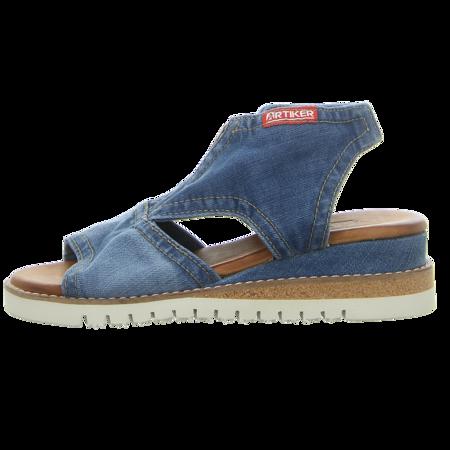 Sandaletten - Artiker - jeans