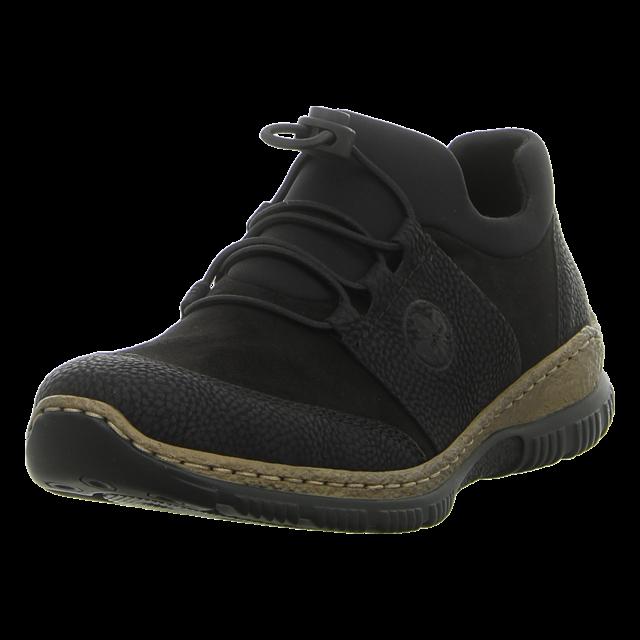 Rieker N32X8-00 Schuhe Damen Halbschuhe Antistress Slipper Freizeit Sneaker