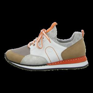 Sneaker - Rieker - weiss kombi