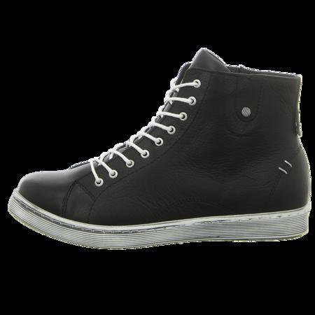 Sneaker - Andrea Conti - schwarz
