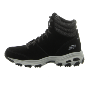 Schnürschuhe - Skechers - D'Lites-Chill Flurry - black