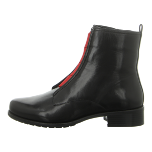 Stiefeletten - Tizian - Orlando 11 - schwarz-rot