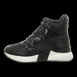 Sneaker - La Strada - High Sneaker - black rolo