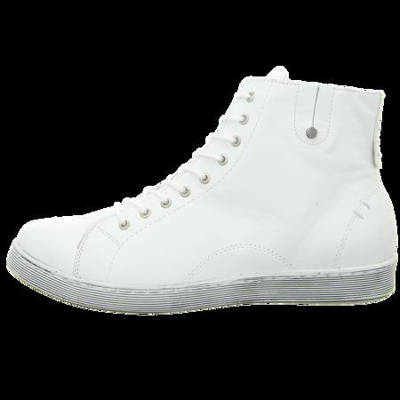 Sneaker - Andrea Conti - weiß