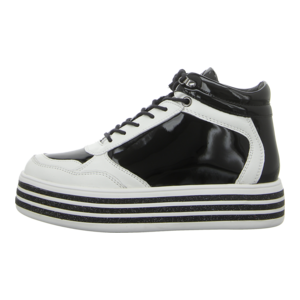 Sneaker - Gerry Weber - Novara 03 - weiss-schwarz