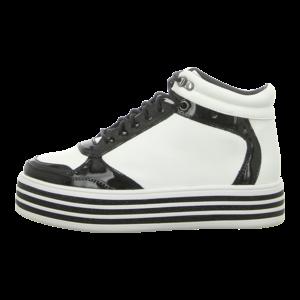 Sneaker - Tizian - Pavia 13 - weiss-schwarz