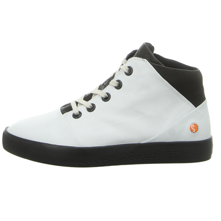 Sneaker - Softinos - SHAY604SOF - white/black
