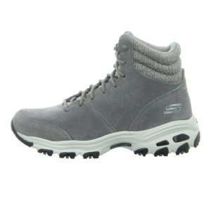 Sneaker - Skechers - D'Lites-Chill Flurry - charcoal