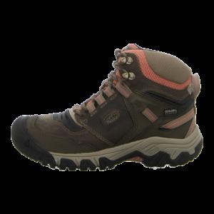 Outdoor-Schuhe - Keen - Ridge Flex Mid WP - timberwolf/brick dust