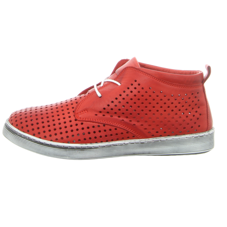 Sneaker - Andrea Conti - rot