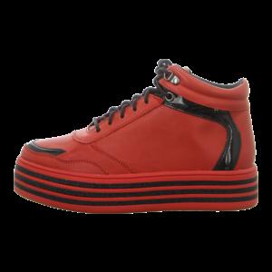 Sneaker - Tizian - Pavia 13 - rot