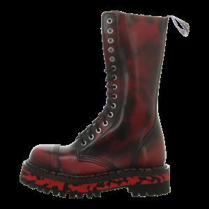 Stiefeletten - Steady's - black/red