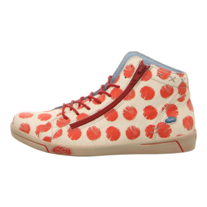 Sneaker - Cloud - Aika Boot - circles red