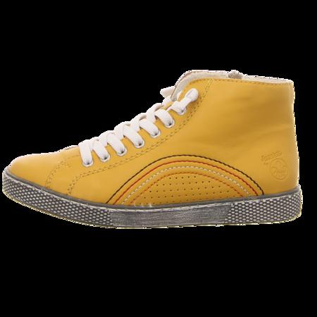 Sneaker - Rieker - gelb