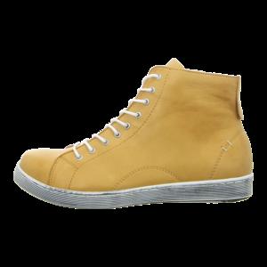 Sneaker - Andrea Conti - curry
