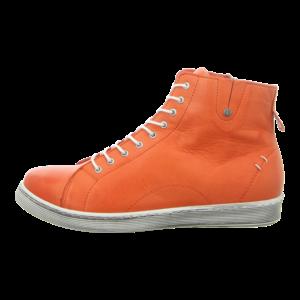 Sneaker - Andrea Conti - papaya