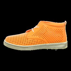 Sneaker - Andrea Conti - orange