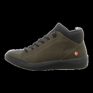 Sneaker - Softinos - BIEL549SOF - army/black neoprene