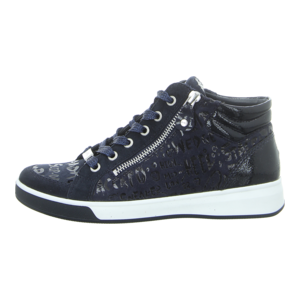 Sneaker - Ara - Rom-ST-High-Soft - blau,navy