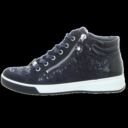 Sneaker - Ara - Rom-ST-High-Soft - blau,navy