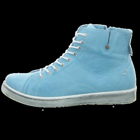 Sneaker - Andrea Conti - himmelblau