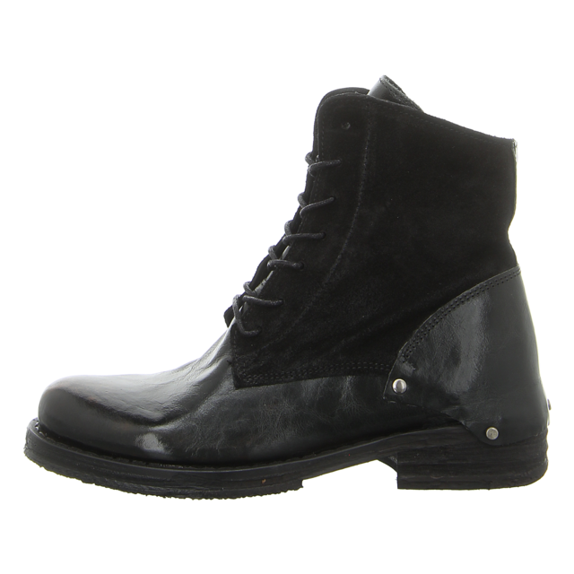 Lazamani - 74.435 BLACK - 74.435 BLACK - black - Stiefeletten
