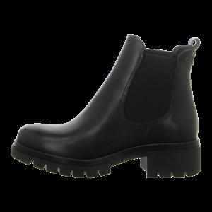 Stiefeletten - Tamaris - black leather