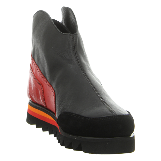 Clamp - 05ANASTAZIA#003 - Anastazia - black-ored/red/black - Stiefeletten
