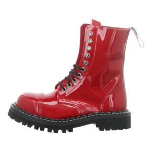 Stiefeletten - Steady's - red