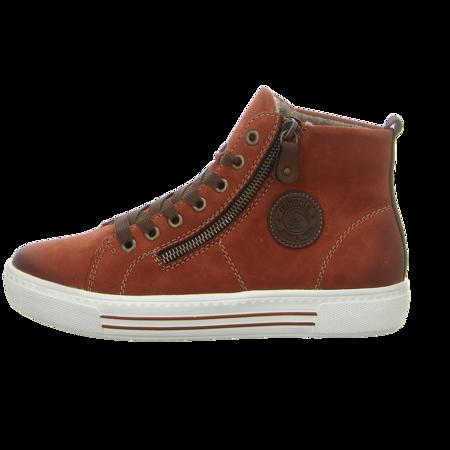 Sneaker - Remonte - orange