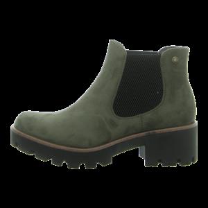 Stiefeletten - Rieker - grün