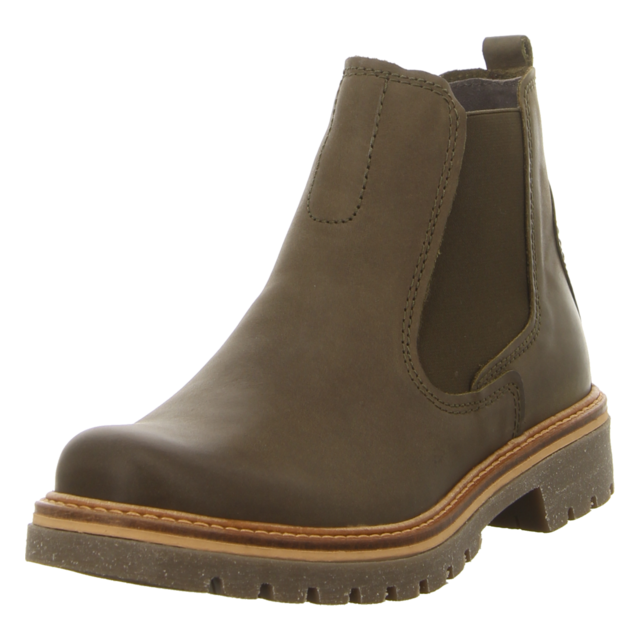 camel active - 873.72.01 - Canberra 72 - olive - Stiefeletten