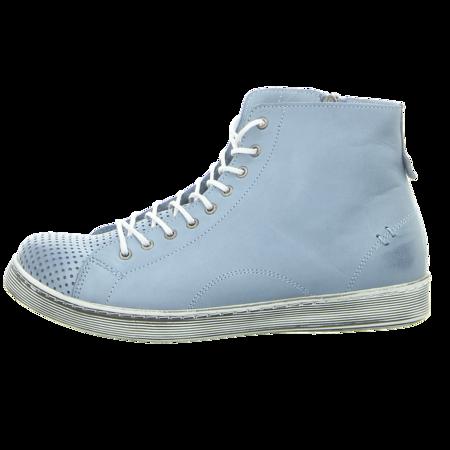 Sneaker - Andrea Conti - bleu