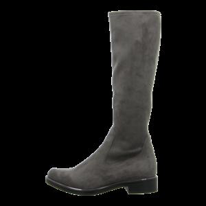 Stiefel - Caprice - dk grey stretch