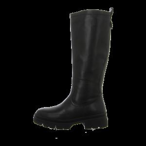 Stiefel - Tamaris - black leather