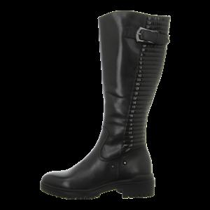 Stiefel - Caprice - black/patent
