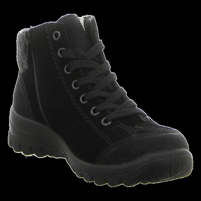Rieker - L7132-01 - L7132-01 - schwarz - Stiefeletten