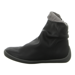 Stiefeletten - Softinos - NAT332SOF - black/mohair grey
