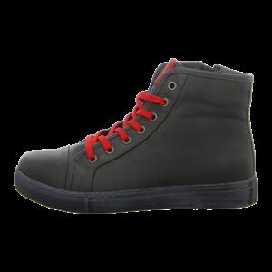 Sneaker - Andrea Conti - schiefer/chili