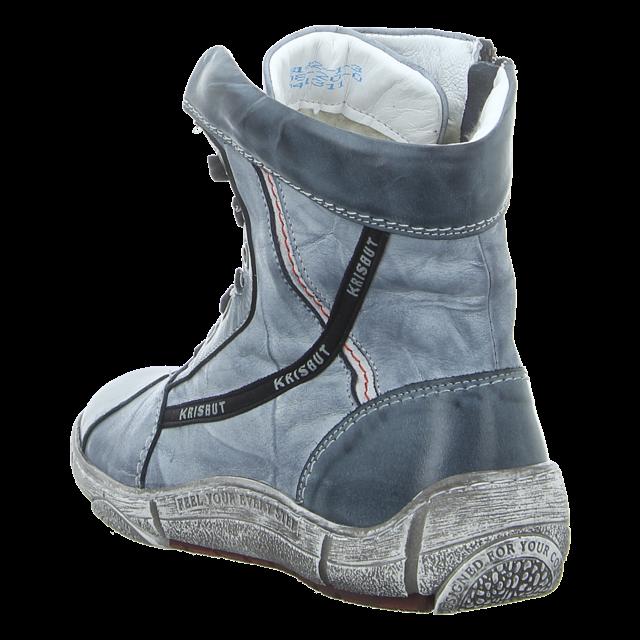 KRISBUT Schuhe Stiefelette Winterboot 3192-1-3 blau NEU